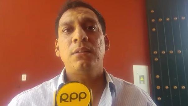Gobernador regional afirma que acudirá a Comisión Lava Jato por caso Odebrecht