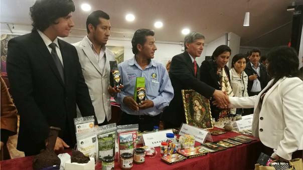 Productores de Cusco