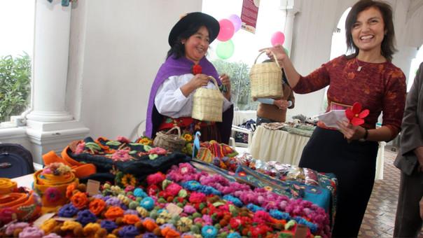 Mujeres emprendedoras perú 2019