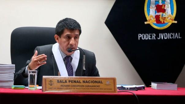 Juez dijo que la incautación de la vivienda de Humala Tasso se mantiene firme.