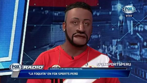 Gobierno peruano rechazó imitación racista a Jefferson Farfán en Fox Sports