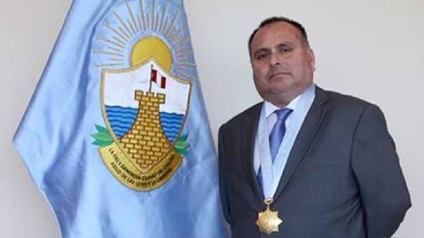 Alexis Urbina Rivera se desempeñaba como teniente alcalde en la Municipalidad de Callao.