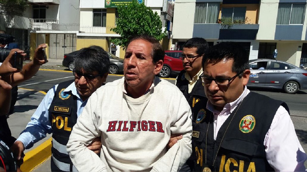Juez Gino Valdivia