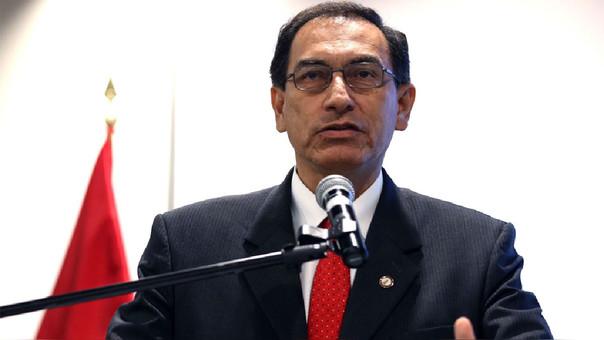 Presidente Martín Vizcarra: Alza del ISC tendrá impacto mínimo en los precios y se justifica.