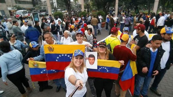 Unos 280 mil ciudadanos venezolanos se encuentran en Perú