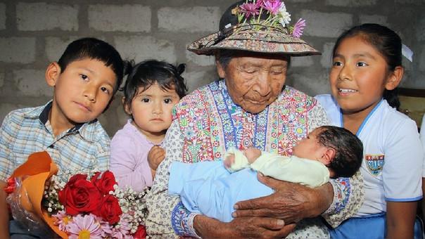 Abuelita Pensión 65