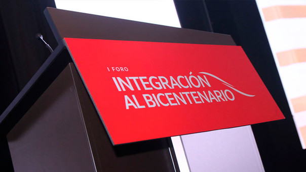 Primer Foro Integración al Bicentenario