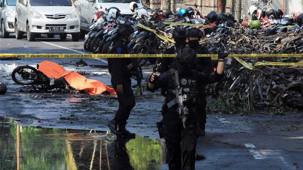 INDONESIA BOMB BLAST