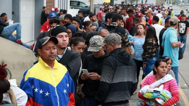 Resolución publicada en el diario oficial El Peruano está refrendada por el jefe de Migraciones.