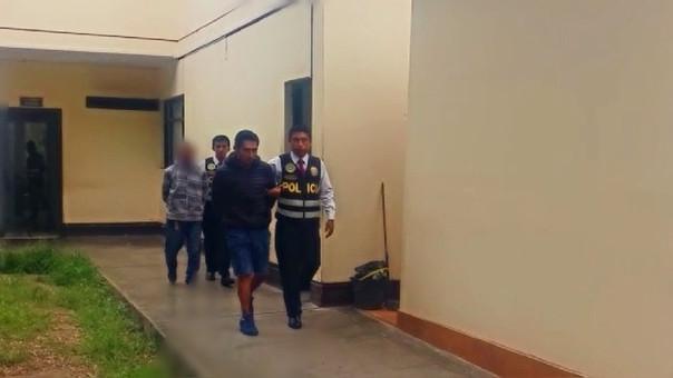 Detienen a dos menores de edad implicados en delitos de extorsión en Virú