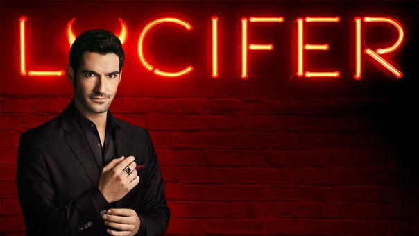Poster de la serie Lucifer