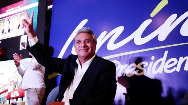 Lenín Moreno reformará la ley de Comunicación de Rafael Correa