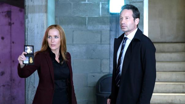 Gillian Anderson y David Duchovny interpretan a Dana Scully y Fox Mulder desde inicios de los años noventa.