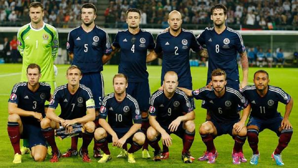 Selección de Escocia