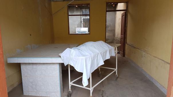 Niño de 6 años fallece tras ser tratado por una curandera en Sánchez Carrión