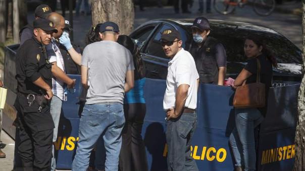 La capital de Guatemala es uno de los lugares más inseguros del país,