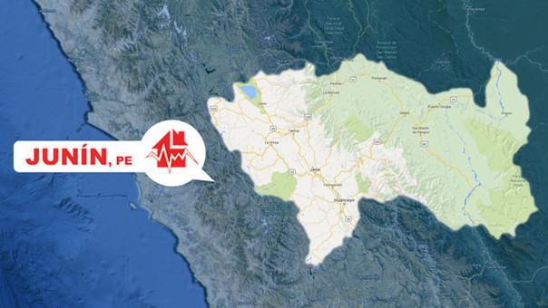Temblor de magnitud 5.5 sacudió Lima esta mañana