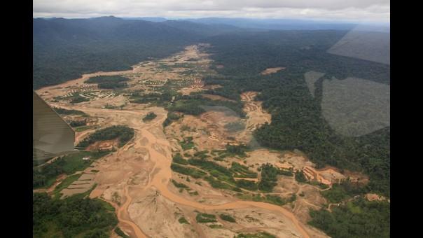 Minería ilegal de Kotsimba pone en peligro al Bahuaja Sonene