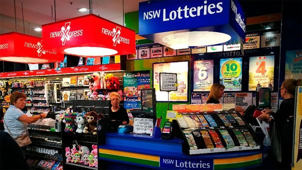 La lotería en la que ganó dos veces el hombre le pertenece al Gobierno de Nueva Gales del Sur.