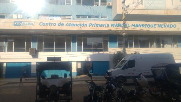 Tras el accidente fueron evacuados al policlínico de José Leonardo Ortiz