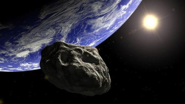 El asteroide 2010 WC9 pasará este martes (miércoles, hora peruana) cerca de la Tierra.