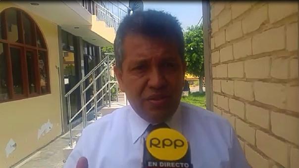 Director de la UGEL Chiclayo