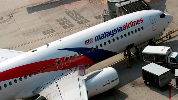 El avión iba de Kuala Lumpur (Malasia) a Pekín (China).