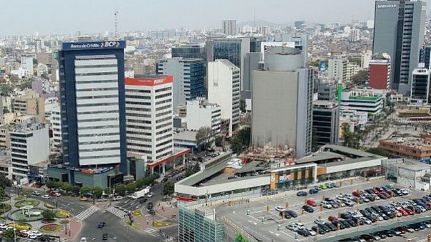 Economía peruana creció 3.93% en marzo, informa el INEI