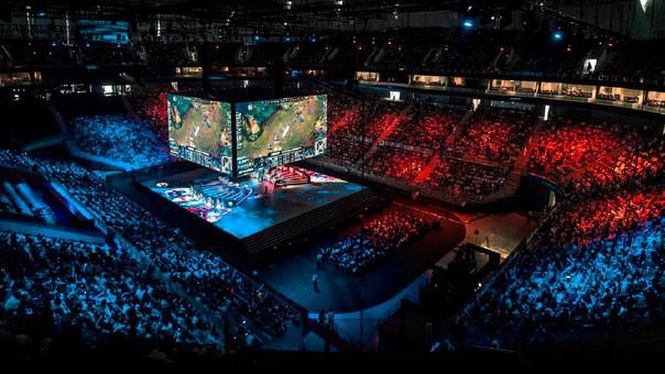 League of Legends como deporte para los Juegos Asiáticos 2018