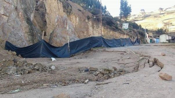 Un fallecido y dos heridos deja explosión de una mina en Salpo