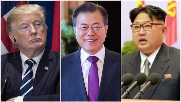 La reunión entre Trump y Kim está programada para el 12 de junio en Indonesia.