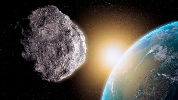 El asteroide es uno de los de mayor tamaño en pasar por la Tierra en el último año.