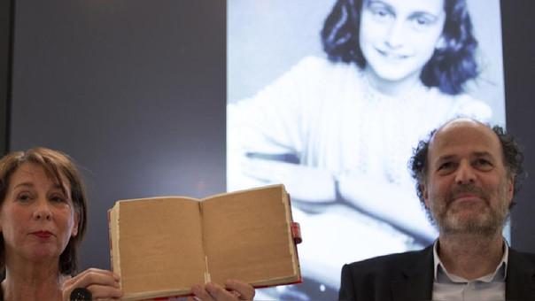 Nuevas páginas del Diario de Ana Frank