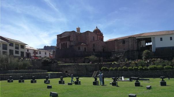 Qoricancha Cusco