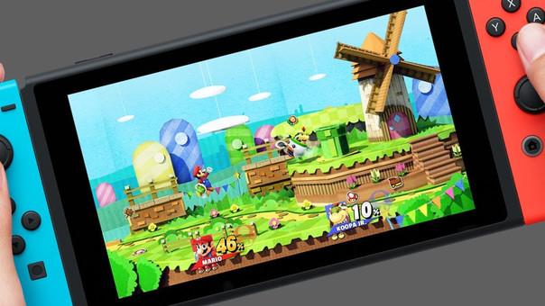 Smash Bros. Nintendo Switch