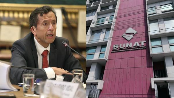Tuesta comentó que buscan un sistema tributario progresivo para que los peruanos sientan que pagan lo que deben pagar.