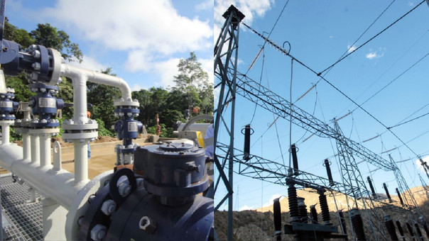 La estructura básica del Ministerio de Energía y Minas está compuesta por los viceministros de Electricidad, de Hidrocarburos y de Minas.