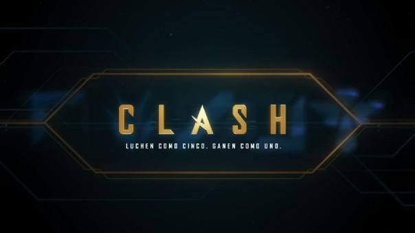 Modo Clash League of Legends