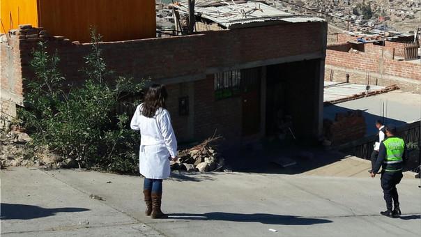 Suicidio en Arequipa