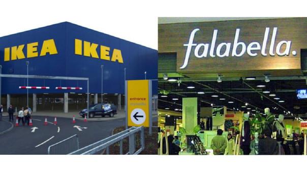 IKEA  tiene más de 400 tiendas en 49 mercados de Europa, Norteamérica, Oriente Medio, Asia y Australia.