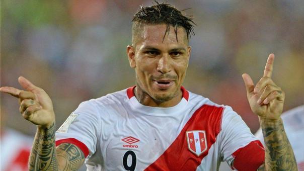 Paolo Guerrero es el capitán de la Selección Peruana.