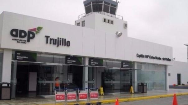 Suspenden vuelos en aeropuerto internacional de Trujillo por falta de radar