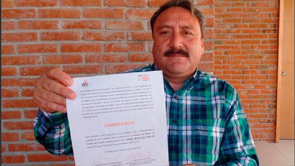 Ángel Morales Ugalde