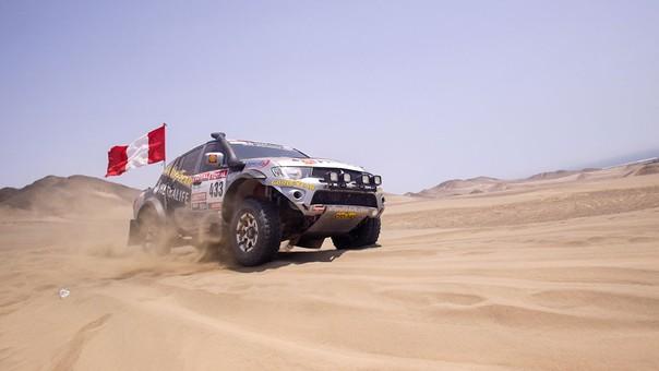 El desierto peruano será el escenario de la competencia.