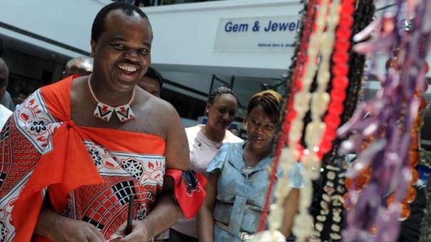 Mswati III gobierna desde 1986.