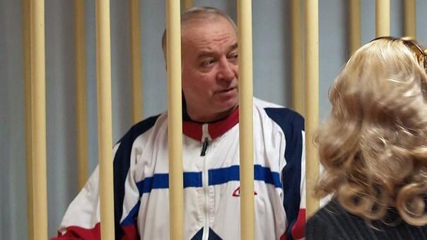 Skirpal en el 2006 en Moscú.
