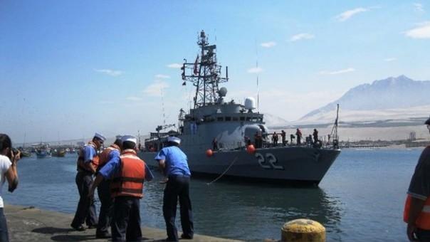 Puerto Salaverry continúa cerrado por oleaje irregular