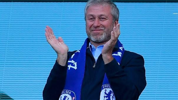 Abramovich compró el Chelsea en 2003.