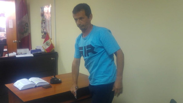 Jorge Goicochea Arrascue fue sentenciado