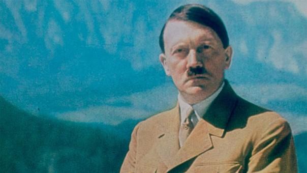 Hitler nació en Austria en 1889.